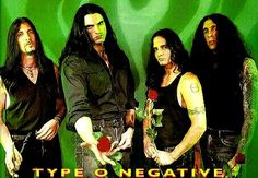 BROOKLYN's own Type O Negative. RIP Pete Steele!
