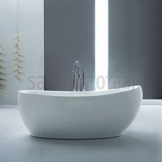 baignoire en lot origine 1900x800 mm baignoire sign en astone r sine similaire au corian. Black Bedroom Furniture Sets. Home Design Ideas
