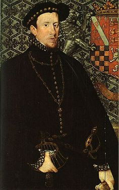 Thomas Howard, 4th duke of Norfolk, son of Henry Howard, Earl of Surrey, and Frances Vere, cousin of Elizabeth I, father of Phillip, Earl of Arundel | Flickr - Photo Sharing!