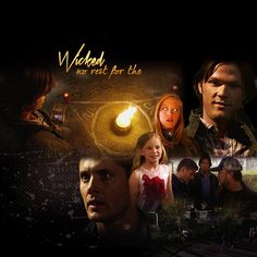 NO REST OF THE WICKED SUPERNATURAL S3.16 by ArcGabriell.deviantart.com on @deviantART