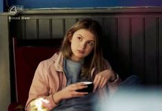 Tegan Lauren Hannah Murray as Cassie in Skins Pure 2013 - A photo selected for you by Alancho