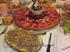 La buona cucina di Katty: Cena tra amici