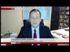 VIDEO: Children gatecrash BBC TV interview - Business Insider