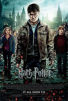"""You wonderful boy. You brave, brave man."" Harry Potter and the Deathly Hallows Part II"