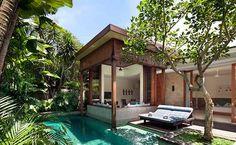 one-bedroom with pool Seminyak villas