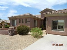 Beautiful McDowell Mountain Ranch single story five bedroom house plus an…