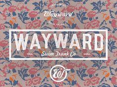 Wayward 1 by Jay Higginbotham
