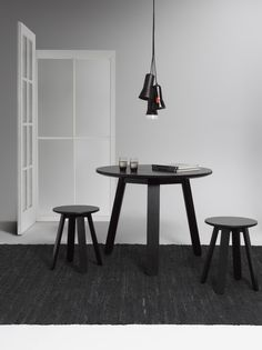 Half Full Ross Gardam in the catalog of design solutions and exclusive products for decor and interior design DesignSelect. Timber Table, Furniture Dining Table, Meeting Table, Low Stool, Beautiful Interiors, Solid Oak, Contemporary Furniture, Interior Design, Stools
