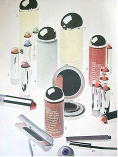 RETROKIMMER.COM: LOVE AND YARDLEY 1960's COSMETICS Retro Makeup, Vintage Makeup, Vintage Beauty, Vintage Fashion, 70s Fashion, Vintage Advertisements, Vintage Ads, 1960s Advertising, Vintage Shoes