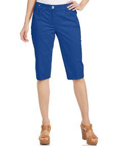 Charter Club Skimmer Shorts