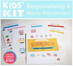 IHeart Organizing: Ended: HUGE Back-To-School Printable Organizing Bundle!