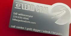 Metal Business cards: Metal business cards