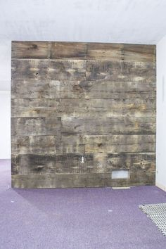 barnwood wall / diy project / plank wall / how-to build barn wood wall