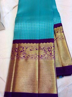 Indian Bridal Sarees, South Indian Sarees, Wedding Silk Saree, Ethnic Sarees, Kanjivaram Sarees Silk, Kanchipuram Saree, Pure Silk Sarees, Sari Blouse Designs, Sari Design
