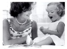 Jacqueline Kennedy...I mean who really doesn't like the Kennedy's?