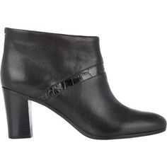 Maison Martin Margiela Croc-Inset Ankle Boots at Barneys.com