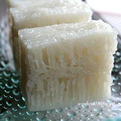 Chinese Honeycomb Rice Cake