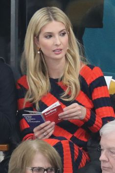 b987189edb9 IVANKA TRUMP at Pyeongchang Winter Olympics Games in gGangneung 02 24 2018