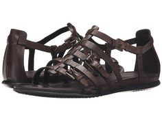 25457767df3a ECCO Touch Strap Sandal Coffee - Zappos.com Free Shipping BOTH Ways Ecco  Sandals