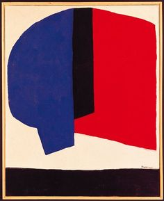 Serge Poliakoff (Russie/France, 1900-1969) – Forme (1968)