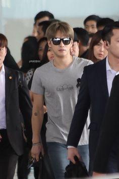 JaeJoong 재중 Airport