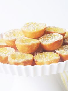 tiny little bites of heaven these little lemon pies are easy to make and will