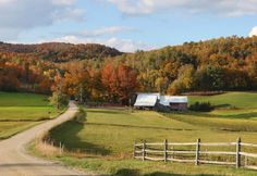 The Most Photographed Farm In North America Is Right Here In Vermont