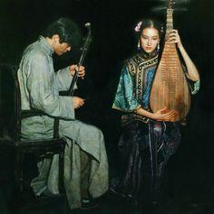Chen Yifei