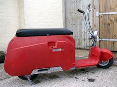 1960 Centaur Folding Scooter
