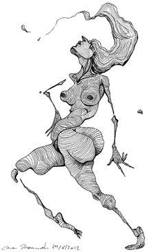 INKED .sketchbook by Omar Shammah