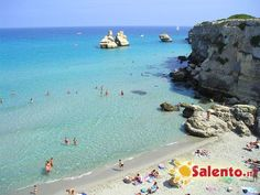 Top 5 Puglia Beaches - Puglia Guide From Local Expert - Aria Journeys Italy Vacation, Italy Travel, Seaside Getaway, Regions Of Italy, Southern Italy, Destin Beach, Beach Fun, World Heritage Sites, Sicily