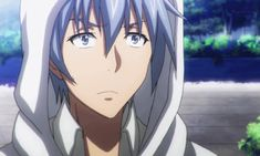 Kojou Akatsuki. The way he fricking blushes every time he sees crap.