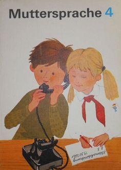 DDR Kinder Schulbuch