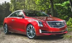 2015 #Cadillac #ATS Coupe 3.6 Review