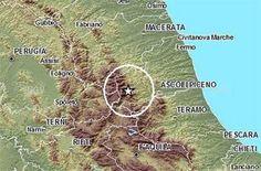 Cinquew News: Terremoto in Marche, Lazio, Umbria e Abruzzo 10 fe...