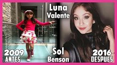 Soy Luna | Antes y Después | Before And After | 2016 - YouTube
