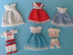 Miniature Baby Clothes