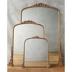 Gleaming Primrose Mirror at Antrhopologie, Starting at $398