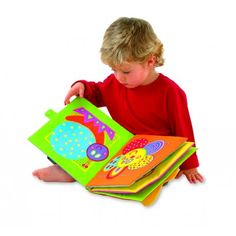 Giant Soft Book
