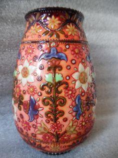 zsolnay vase 1910--15 cm ---1600€