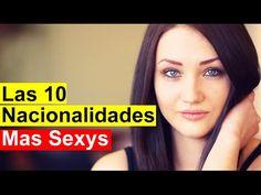 Las 10 naciones mas sexys del mundo!