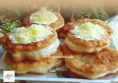 Hungarian Cuisine, Hungarian Recipes, Ital Food, Bread Dough Recipe, Salty Snacks, French Toast, Bakery, Food And Drink, Cooking Recipes