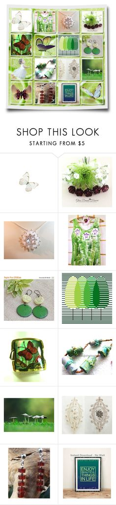 """Beautiful Etsy Finds"" by flower-of-paradise ❤ liked on Polyvore"