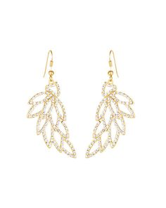 Leaf Earrings Leaf Earrings, Paper Dolls, Leaves, Chain, Diamond, Shopping, Jewelry, Jewlery, Jewerly