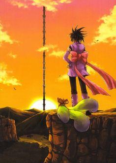 Hitoshi Ichimura, Namco, Tales of Symphonia, Corrine, Sheena Fujibayashi Giant Bomb, Tales Series, Trees To Plant, Videogames, Fantasy Art, Geek Stuff, Fandoms, Animation, Fan Art