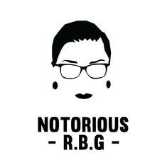 Notorious RBG Art Print by socoart - X-Small Read Later, Cricut, Arts And Crafts, Positivity, Body Positive, Embroidery, Art Prints, Cool Stuff, Reading