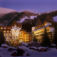 Vail Mountain Resort & Spa, Colorado - We highly recommend it.  Very kid-friendly resort.  Two thumbs up!