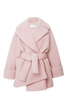 Carven Oversized Wool Coat by Carven for Preorder on Moda Operandi