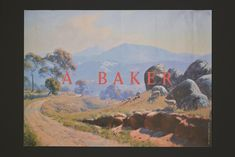 U-P — A. Baker