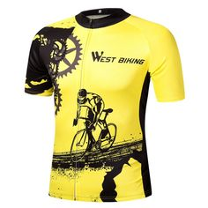 Hommes unisexe manches courtes T-shirt The Evolution of bikeing Vélo histoire cycle